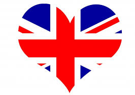 Image of Heart Shaped Union Jack to show we prefer to recruit Bristish Workers for Web Design Darlington