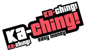 ka-ching graphic signifying reward from good web design
