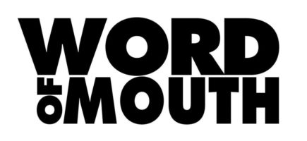 Image of WORD OF MOUTH marketing message