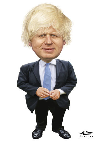 Image of Boris Johnson. What does he mean for SME's in Darlington?